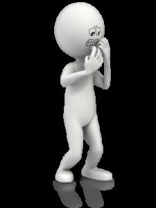 Prüfungsangst - Redeangst - Lampenfieber